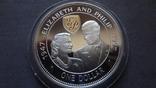 1 доллар 1997 Барбадос серебро (Ж.3.15)~, фото №3