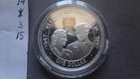 1 доллар 1997 Барбадос серебро (Ж.3.15)~, фото №6