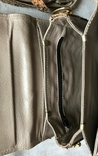 Винтажная сумочка из питона, ручная работа., фото №6