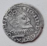 Трояк Рига 1595, фото №6