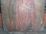 Икона на металле Святой мученик Диомид, фото №12