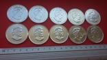 5 2006 - 2007 (унция 999,9) 10 штук, фото №7