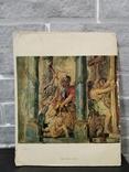 Искусство. 3 альбома с репродукциями, фото №8
