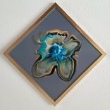 Картина живопис абстракція Fluid Art #32 acrylic, фото №10