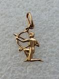 Кулон (золото), фото №2