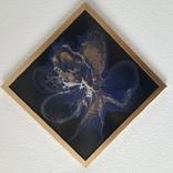 Картина живопис абстракція Fluid Art #33 acrylic, фото №5