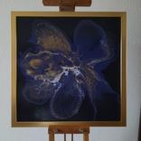Картина живопис абстракція Fluid Art #33 acrylic, фото №9