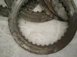 Кольца металлические 7 штук, фото №5