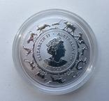 1-я в серии Год Крысы Лунар 2020 от Royal Australian Mint, фото №6
