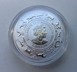 1-я в серии Год Крысы Лунар 2020 от Royal Australian Mint, фото №7