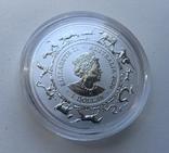 1-я в серии Год Крысы Лунар 2020 от Royal Australian Mint, фото №9