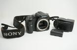 Sony Alpha A100 зеркальная цифровая камера, фото №2