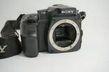 Sony Alpha A100 зеркальная цифровая камера, фото №3