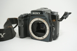Sony Alpha A100 зеркальная цифровая камера, фото №4