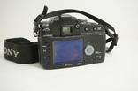 Sony Alpha A100 зеркальная цифровая камера, фото №6