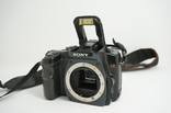 Sony Alpha A100 зеркальная цифровая камера, фото №10