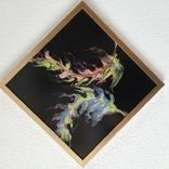 Картина живопис абстракція Fluid Art #35 acrylic, фото №9