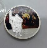 Монета Польша, фото №3