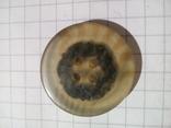 Пуговица со узорной вставкой, фото №3