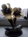 Цветы из кости сувенир, фото №5