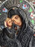 Икона Богородица Почаевская, фото №3