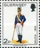Гернси 1974 униформа, фото №2