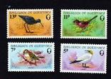 Гернси 1978 птицы, фото №2