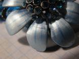 Браслет стеклянные бусины, фото №9