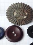 Пуговицы для амуниции разных периодов, 80 шт, фото №11