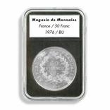 Слаб для монет внутренний диаметр 20 мм, SLAB20 Leuchtturm, фото №2