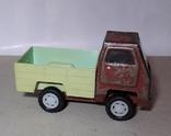 Машинка Грузовая длина 15 см. СССР ,Клеймо, фото №4