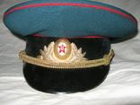 Фуражка офицера парадная., фото №2