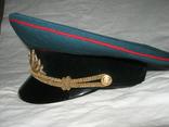 Фуражка офицера парадная., фото №3