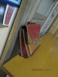 Портфель розміром 35 на товщину 10см на висоту без ручки26см, фото №3