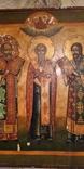 Икона трех святых, фото №13