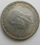 2 кроны 1946 г. Швеция серебро, фото №3