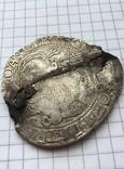 Талер левок оригинальный.  Ефимок - признак поддельный, фото №4