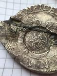 Талер левок оригинальный.  Ефимок - признак поддельный, фото №6