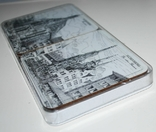 Подложки из меламина, Нюрнберг, Schuberth, W.Germany в футляре, 6 шт - 9,5х9,5 см., фото №5