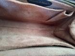 Сумочка клатч из варана, 40-50-е, фото №7