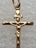 Крестик (золото), фото №3