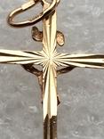 Крестик (золото), фото №5