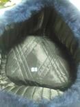 Шапка ушанка офицерская, фото №7