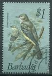 1979 Великобритания Колонии Барбадос Птицы 1S, фото №2