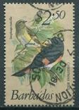 1979 Великобритания Колонии Барбадос Птицы 2.50S, фото №2