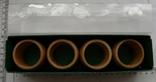 Набір кілець для серветок дерево Кольца для салфеток, фото №7
