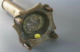 Керосиновая лампа свеча керосин или спиртовка высота 27 см, фото №7