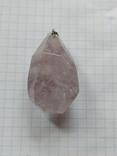 Кулон из натурального аметиста., фото №4