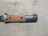 Накладки на штык нож К98 копия, фото №5