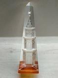 Сувенир оргстекло Москва Кремль Спасская башня, фото №2